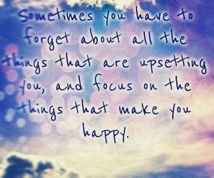happiness, positive, and moveon image