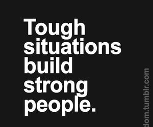 quotes, strong, and people image