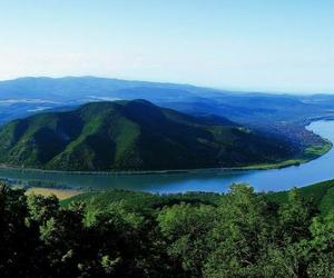 danube, hungary, and river image