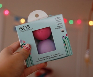 eos, lips, and cool image