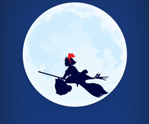 anime and kiki's delivery service image