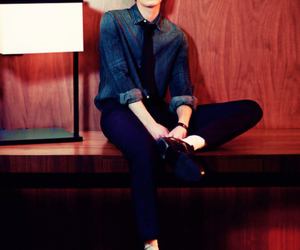 kim woo bin and vogue girl image