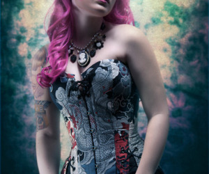 goth, gothic, and kelly eden image