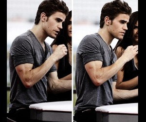 paul wesley, Hot, and the vampire diaries image