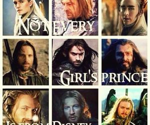 Legolas, LOTR, and prince image