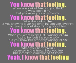 love, feeling, and feelings image