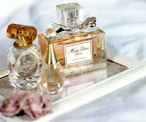 dior, girly, and perfumes image