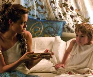 alexander, Angelina Jolie, and beautiful image