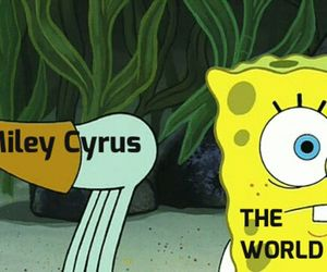 miley cyrus, cyrus, and funny image