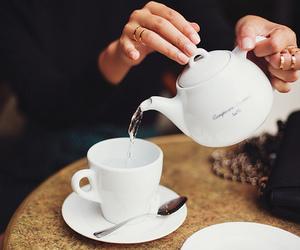 tea and tea time image