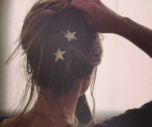 hair, stars, and ashley tisdale image