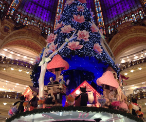 chanel, christmas, and flowers image
