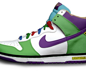 nike, shoes, and buzz lightyear image