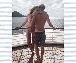 couple, cody simpson, and cute image