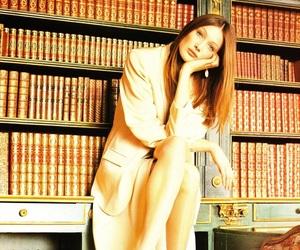 books, luxury, and fashion image
