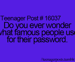 teenager post, famous, and quote image