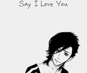 anime, say i love you, and manga image