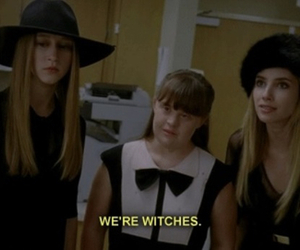 ahs, american horror story, and witch image