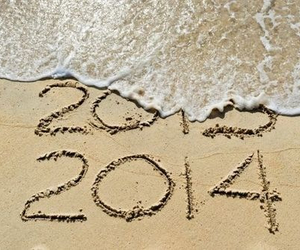 2014, 2013, and new year image
