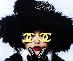 chanel, fashion, and coco chanel image