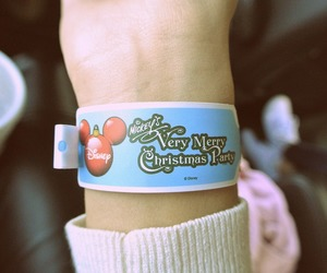 bracelet, mickey, and party image