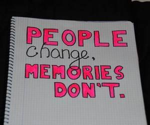 memories and people image