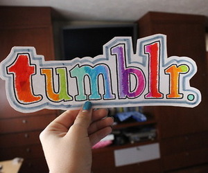 tumblr and color image