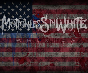 motionless in white and america image