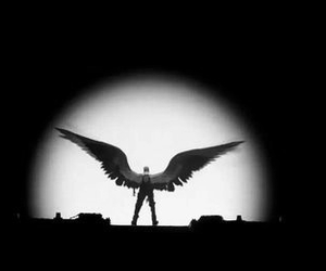 justin bieber, angel, and believe image