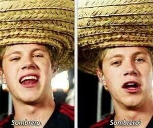 niall horan, one direction, and mexico image