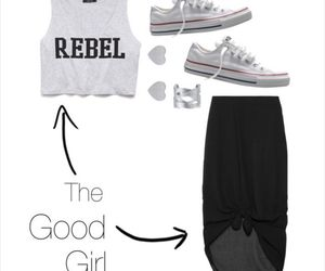comfy, maxi skirt, and outfit image