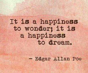 quotes, Dream, and happiness image