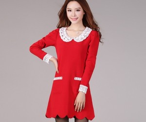 korean clothes, korean dresses, and wholesale clothing china image