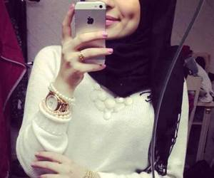 hijab and tumblr image