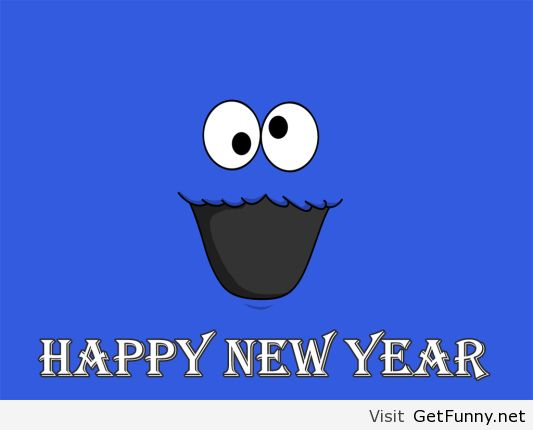 Happy new year funny wallpaper 2014 on We Heart It