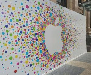 apple, beautiful, and one image