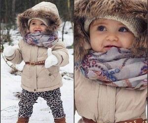 baby, beautiful, and fashion image