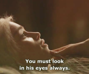 sex, subtitles, and game of thrones image