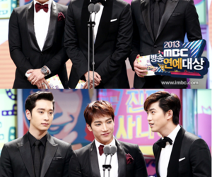 2PM, chansung, and JYP image