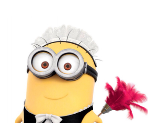 background, despicable me, and minions image