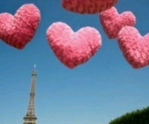 balloons, romance, and cute image
