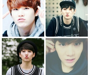 handsome, kpop, and suga image