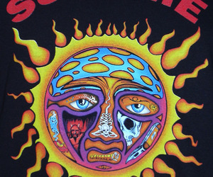 sublime, sun, and music image