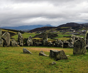 ancient, circle, and celtic image