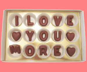 love, funny, and gift image