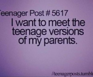 parents, lol, and teenager image