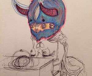 art, indie, and portugal. the man image