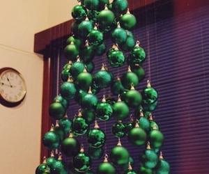 christmas, ornaments, and tree image