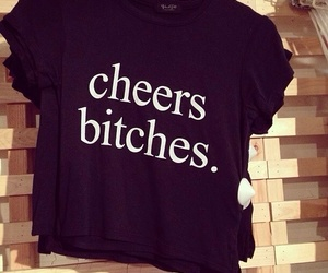 fashion, bitch, and cheer image