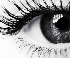 eye and love image